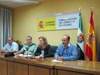 La Marcha Ecuestre a Guadalupe (Cáceres) contará con una sola vía de entrada y salida al municipio