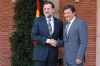 El presidente de Asturias resta importancia a sus diferencias con Griñán y las sitúa en la normalidad entre presidentes