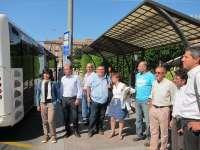 Una plataforma vecinal, sindical y política en Murcia convoca el sábado una concentración por el transporte público