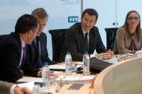 (AM.Feijóo sitúa a Galicia como la segunda CCAA que