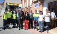 La Gerencia de Emergencias 061 de la Región de Murcia aumenta su número de bases para mejorar la cobertura asistencial