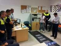 Policía Local Lorca detiene en La Torrecilla a 3 personas con 798 'bellotas' que sumaban 9 kilos de hachís