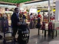 El aeropuerto de Málaga pone en marcha una campaña para promocionar los productos andaluces