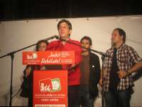 Ezker Anitza-IU llama a la rebelión de los vascos en las urnas para que no ganen las multinacionales y los bancos