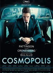 Cosmópolis - Cartel
