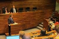 Fernández recuerda a Cascos su responsabilidad en los