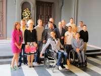 Griñán, sobre deportistas paralímpicos: