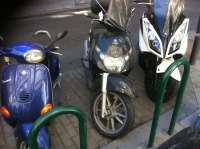 El precio de las motocicletas de ocasión en Canarias se sitúa en 4.450 euros en septiembre, un 7,63% menos