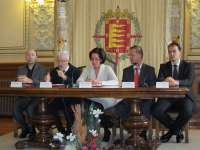 La iniciativa 'Escaparates con Arte' convertirá el centro urbano de Valladolid en una