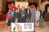 UCAM rinde un homenaje a los deportistas olímpicos y paralímpicos de la Región de Murcia
