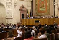 El Pleno del Parlamento acoge este miércoles un debate general sobre la incidencia de los PGE en la Comunidad