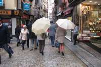 El norte de Cáceres y el sur de Badajoz permanecerán en alerta amarilla por lluvias desde la media noche de este jueves