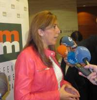 Díaz afirma que el Gobierno andaluz no suspenderá su agenda institucional, aunque no incluirá visitas a empresas