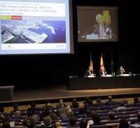 Valcárcel anima a entidades privadas a implicarse en el Corredor Mediterráneo como generador de crecimiento y empleo