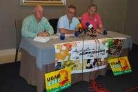 UGAM-COAG convoca una concentración y un Mercado Transparente Agrario el día 27 en Santander