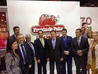 Planas respalda la presencia andaluza en Fruit Attraction, con 107 empresas presentes