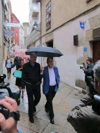 El alcalde de Ourense no ve