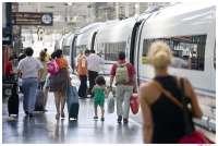 La circulación de trenes internacionales de Renfe, afectada por una huelga en Francia