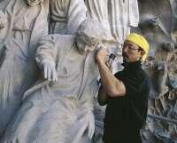 El escultor Etsuro Sotoo imparte la conferencia 'El futuro se llama Gaudí' en Ibercaja Patio de la Infanta