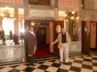 El Ayuntamiento de Murcia inicia las visistas guiadas al Teatro Romea en su 150 aniversario