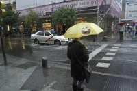 Los cielos estarán cubiertos y dejarán este jueves lluvias en Extremadura, donde se activará la alerta amarilla
