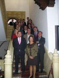María Ángeles Martínez, nueva presidenta de la Cámara de Comercio de Toledo