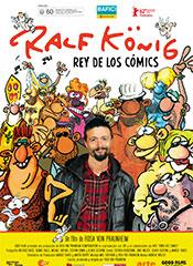 Ralf König, rey de los cómics - Cartel