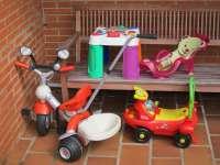 Comienza la recogida de juguetes para el rastro de Intermón Oxfam