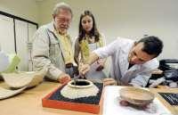 Diputación localiza tres ánforas de los siglos VI y VII a.C. en unas excavaciones en Moixent (Valencia)