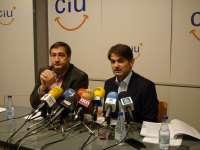 Oriol Pujol (CDC) califica a Ros de