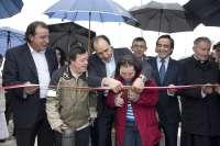 Inaugurada la urbanización de la finca El Asilo, tras una inversión de 2,5 millones del Gobierno
