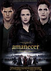 La saga Crepúsculo: Amanecer - Parte 2 - Cartel