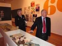 La exposición del 50 aniversario de FICXixón repasa su historia a través de 400 fotos, 50 carteles y otros objet