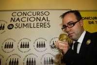 Diego Muñoz, de La Lobita de Navaleno (Soria), representará a CyL en el Concurso 'Mejor Sumiller de Cava de España'