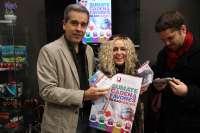 Más de 50 comercios se adhieren a la primera edición de la cadena de favores de BilbaoCentro