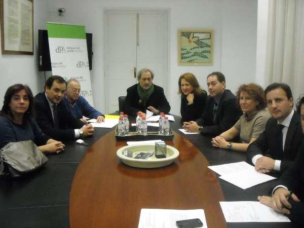 Abogados del turno de oficio de Huelva, Córdoba y Granada alertan a Chamizo del