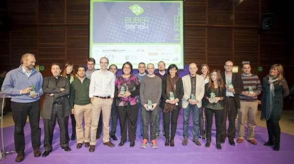 Los X Premios Buber reconocen al Guggenheim, a Open Data Euskadi, Kornikoen Sarea, Euskadi Accesible y Flipover