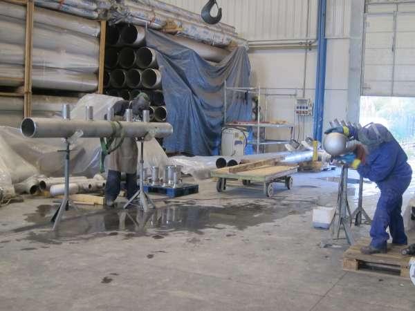 La producción industrial disminuye en Castilla-La Mancha un 9,6% octubre respecto al mismo mes de 2011