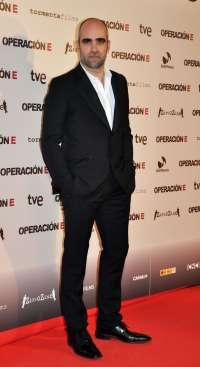 Luis Tosar estrena 'Operación E', rodada en Colombia