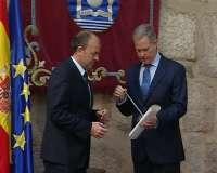 Monago destaca la capacidad de Extremadura para haber conseguido no tener que acudir al Fondo de Liquidez Autonómica
