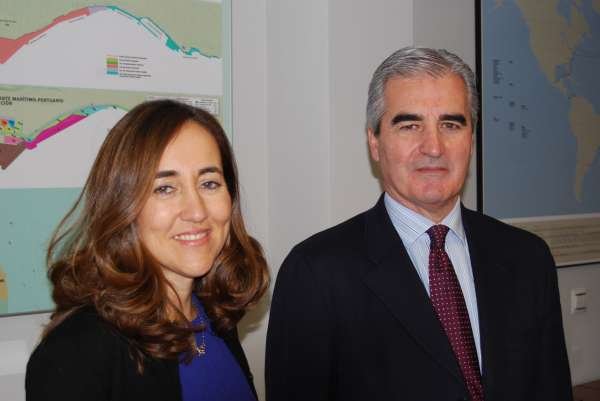 Cristina López Arias, nueva directora del Puerto de Santander