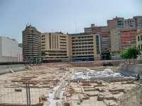 El Grupo Socialista exige al Gobierno local un plan de choque para adecentar el yacimiento de San Esteban