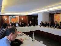 CC.OO. y UGT y las patronales del metal de Pontevedra firman el acuerdo del convenio provincial para 2012