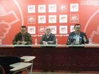 PSOE, UGT y CCOO aseguran que los pensionistas malagueños dejarán de ingresar 35 euros menos al mes en 2013