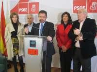 El PSOE recuerda que el dato de déficit de Extremadura del Ministerio de Hacienda
