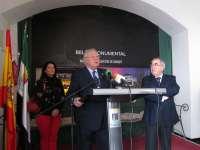 Badajoz acoge una exposición con 20 dioramas navideños y un belén monumental inspirado en la ciudad