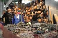 'Hispa-Maroc' convierte al Palacio de Ferias en una medina comercial con productos españoles y marroquíes