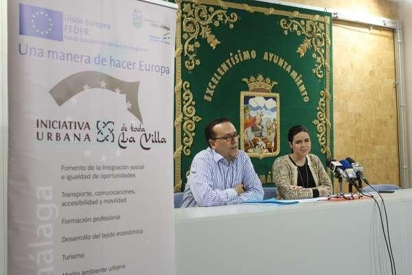 Finalizan las obras de rehabilitación del camarín de los Desamparados de Vélez-Málaga