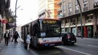 Los trabajadores de Latbus convocan una huelga indefinida a partir del próximo lunes frente a los despidos de la empresa