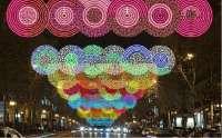 Vitoria pagará 60 euros al día por su iluminación navideña